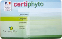 CFPPA Montbrison - Certiphyto Vente