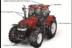 Conduire les engins agricoles en sécurité