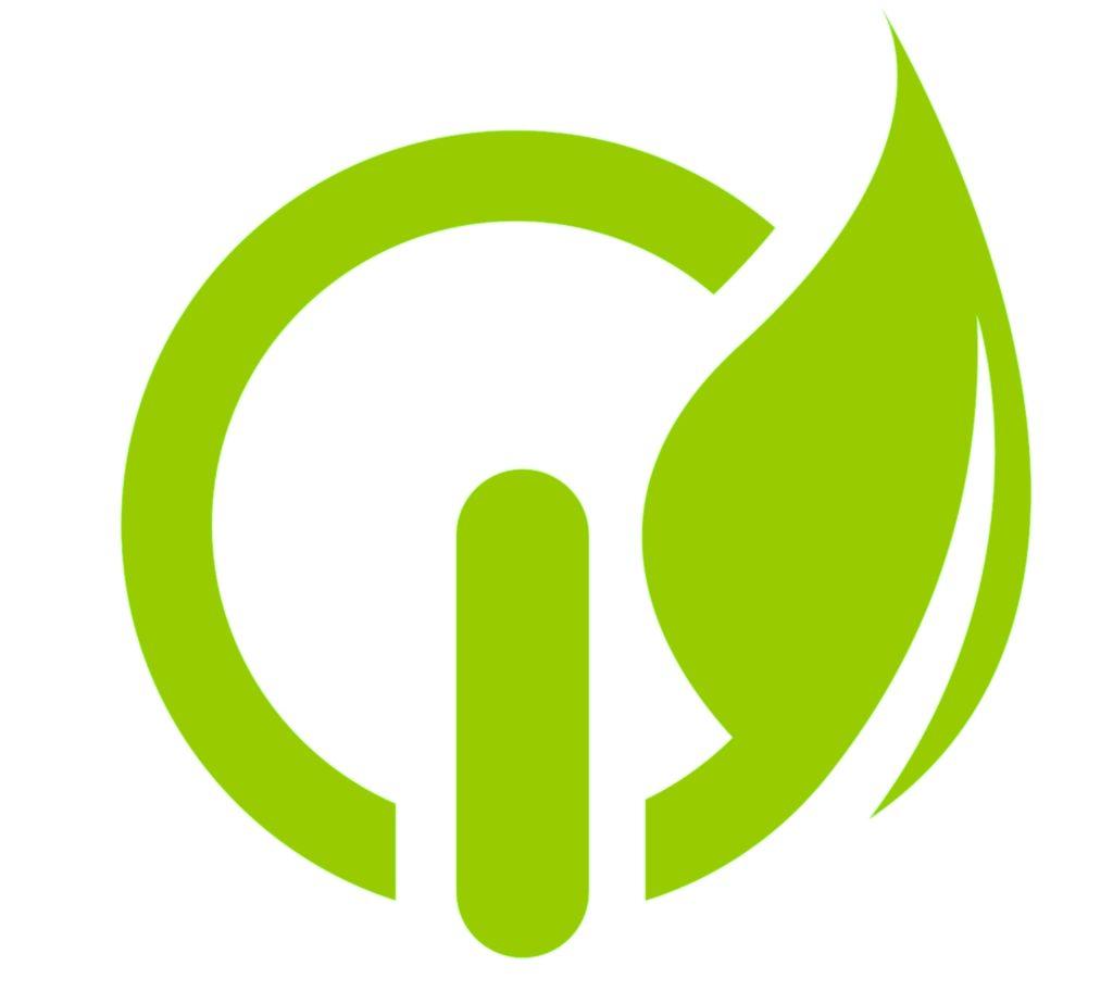 Feuille logo Campus Agronova