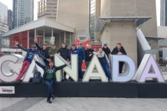BTSA TCAF - De Montréal à Toronto