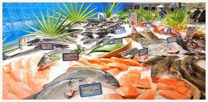CFPPA Montbrison - Produits de la mer