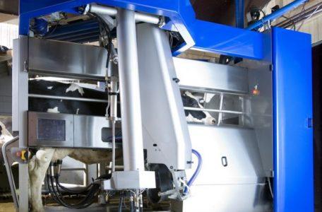 CFPPA Montbrison - Robot de traite Delaval