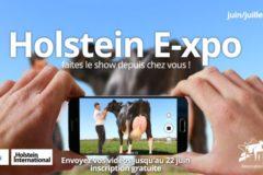 Concours Prim'Holtein e-Xpo