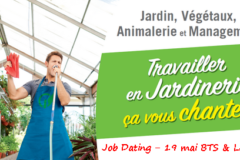 Job Dating Jardinerie